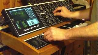 Synth-Project presents: Anicontrol - The Animoog Controller