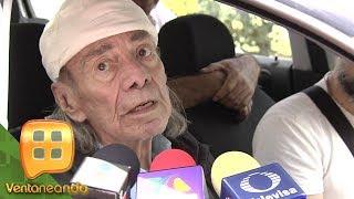 Marcos Valdés pide oración por la salud de su padre | Ventaneando