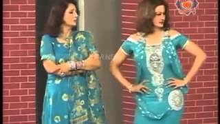 Tariq Teddy Vs Saima Khan Hot Pakistani Punjabi Stage Drama Clip Low, 360p