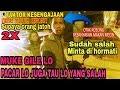 Download Video SUDAH SALAH NGOTOT LO, LO SENGAJA NIKUNG GW SUPAYA GW JATOH 3GP MP4 FLV
