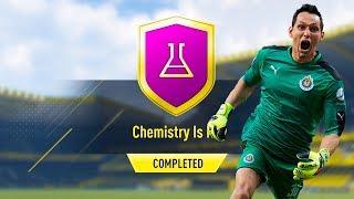FIFA 17 Chemestry is key SBC Pack