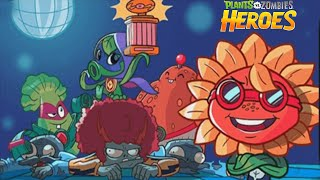 Dance-Off At The Disco - Plant Mission 7 Final | Plants Vs Zombies Heroes