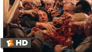 Shaun of the Dead (8/8) Movie CLIP - Breaking and Eviscerating (2004) HD