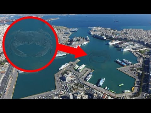 STRANGEST Things Found On Google Earth