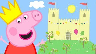 Peppa Pig en Español Episodios completos | Princesa Peppa | Compilación de 2018 | Dibujos Animados