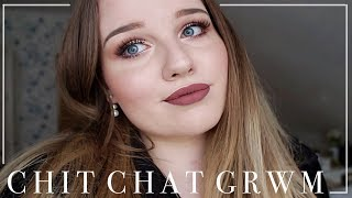 CHIT CHAT GET READY WITH ME | Life Update | annalbk