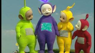 Teletubbies  -  Stepp - Tanz