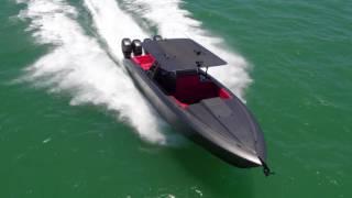 Midnight Express 39S Cuddy Powered By Quad 350 Mercury Marine
