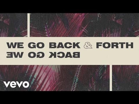 MK, Jonas Blue, Becky Hill - Back & Forth (Lyric Video)