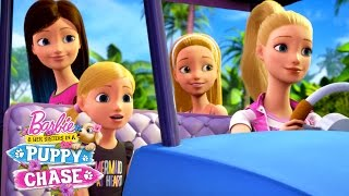A Dancing Horse Festival Surprise! | Barbie & Her Sisters in a Puppy Chase | Barbie