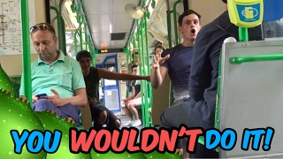 You Wouldn't Do It (public video)