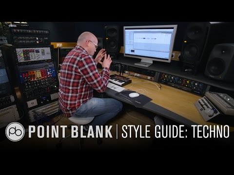 Style Guide: Techno – Part 1: History and Sound Design