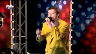Romanii Au Talent 2012 - Razvan Alexe aka Krem canta HIP HOP