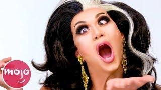 Top 10 RuPaul's Drag Race Queen Makeup Tutorials