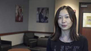 National University International Student Qinyi