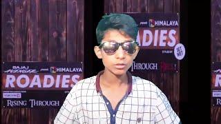 Himalayan Roadies Rising through Hell Season 2 Audition | First boy from Mugu | Ganesh GD