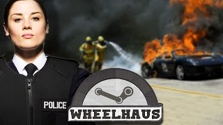 COP A FEEL - Wheelhaus Gameplay