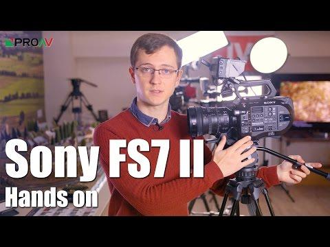 Xxx Mp4 Sony FS7 II Hands On 3gp Sex