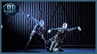 Robotboys Return #bgt Audition show
