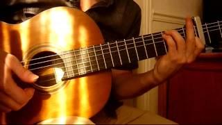 TUTO Guitare - Rihanna - Unfaithful