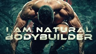 Natural Bodybuilding Documentary : I AM NATURAL BODYBUILDER (TEASER)
