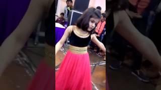 cute little girl awesome dance desi look annie  waqar khan