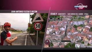 Giro d'Italia 2015 Full HD 1080p | Full Stage 9