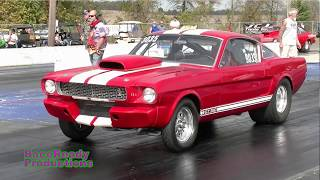 Greater Evansville Dragway Spooktacular Time Runs at Chandler Indiana 10/21/2017 vcm