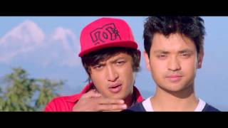 Nepali Movie song - AUTA SATHI SONG || Na Bhancha Dina Yasle ||Salon Basnet ||