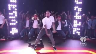 Chris Brown dance panda