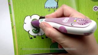 Learn to read with the LeapFrog Tag Reading System