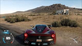 The Crew: Wild Run - Ferrari LaFerrari - Open World Free Roam Gameplay (PC HD) [1080p60FPS]