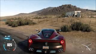 The Crew: Wild Run - Ferrari LaFerrari - Open World Free Roam Gameplay (PC HD) [1080p60FPS]