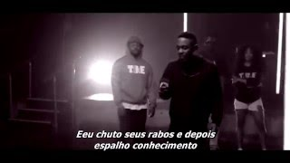 Kendrick Lamar- TDE BET Cypher 2013