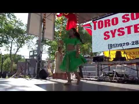 Xxx Mp4 Lily Bharat Dances At East Indian Arrival Day 2015 3gp Sex