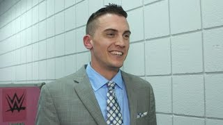 Vic Joseph reflects on his WWE play-by-play debut on WWE Main Event: Exclusive, May 22, 20..