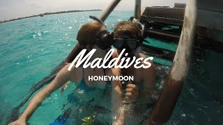 Honeymoon in the Maldives