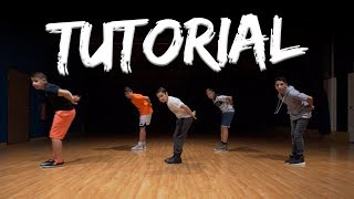 Kid The Wiz - This is Hip Hop (Dance Tutorial) Intermediate Choreography | Mihran Kirakosian