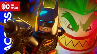 LEGO Batman Movie w/ Guest Host Will Arnett!