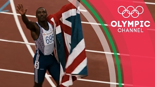A Special Trick Helped Linford Christie Win Gold at Barcelona 1992 | On The Line