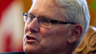 PR firm suspends ties with Gordon Campbell pending U.K. sexual assault investigation