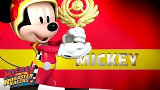 Roadster Racers Go | Music Video | Mickey and the Roadster Racers | Disney Junior