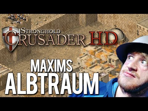 Xxx Mp4 Maxims Albtraum Stronghold Crusader Gegen Maxim Game 1 RTS Olympiade 3gp Sex