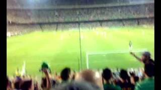 Supporters Gol sUr  Betis - Numancia 2