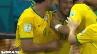 Brazil vs Croatia 3-1 Goals & Highlights, World Cup 2014