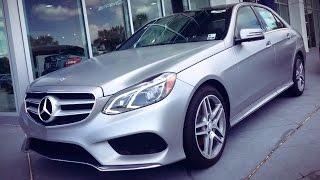 2014 Mercedes Benz E350 Sport Full Review, Start Up, Exhaust