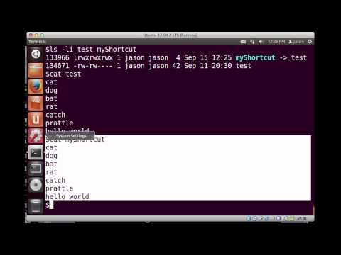 Hard and Soft Links in Linux
