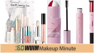 NEW Sephora Favorites Kits! + Maybelline x Puma!   Makeup Minute