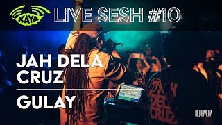#10 Jah Dela Cruz - Gulay (Kaya Radio Live Sesh w/ Lyrics) - Powered by 420 Philippines