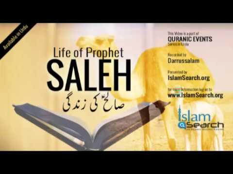 """Events of Prophet Saleh's life (Urdu)  """"Story of Prophet Saleh in Urdu"""""""